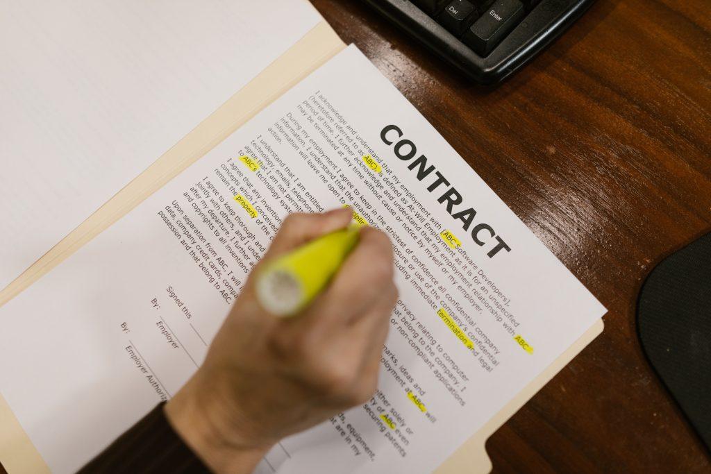 coparenting agreement