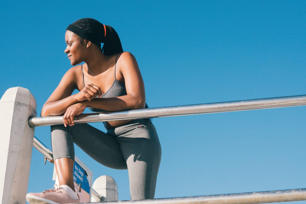exercise and eat right after divorce